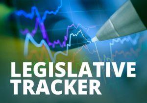 legislative tracking chart