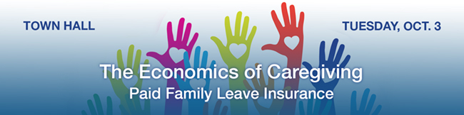 rsvp for paid family leave town hall