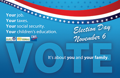 Election 2017 – Your Vote is Your Voice – GOTV Toolkit